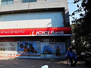 Top private sector lender ICICI Bank seems to be betting big on the Indian market when it comes to investments in government bonds, equity shares.
