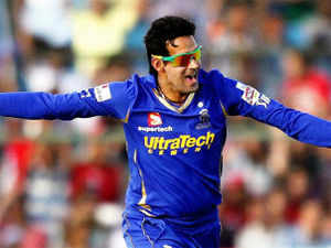Ajit Chandila, arrested in the IPL spot-fixing case, was today remanded in fresh police custody for three days by a Delhi court.