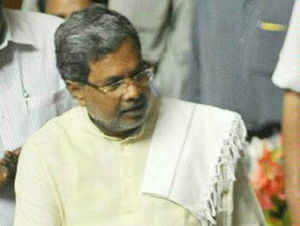 Discontent is brewing in the ruling Congress in Karnataka against Chief Minister Siddaramaiah's style of functioning, the state BJP claimed.