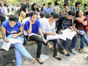You have to stave off stiff competition to get a seat in prestigious St Stephen's College of Delhi University as the institution today announced a high cut-off list with above 95 per cent marks required for admission into most courses.