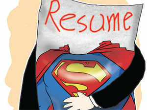 """""""One out of 20 resumes our hiring team gets is infographic-based,"""" says Amit Das, senior vice president, group HR for RPG Group."""