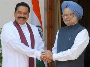 """""""We have not violated anything on the Indo-Lanka accord"""", Rajapaksa said, while responding to questions during a media interaction."""