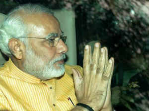 """Gujarat Chief Minister Narendra Modi is leaving today to visit rain-ravaged areas of Uttarakhand. """"Chief Minister Narendra Modi is leaving for Dehradun this evening to visit the affected areas of Uttarakhand,"""" state spokesperson and Finance Minister Nitin Patel told PTI."""