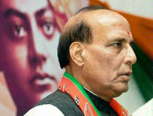 Rajnath Singh asked people to approach him if there was any case of discrimination against the community in BJP-ruled state.