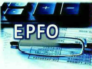 """""""EPFO office has already worked out the income projections and the feasible rate of return to be provided on PF deposit in the current fiscal."""""""