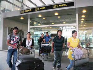 Airports Authority of India has set up a cell to execute PPP process to operate and maintain these and other aerodromes.