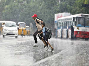 The weather office may have jumped the gun in declaring last week's torrential rainfall in northern India as monsoon showers. Private forecasters say the devastating downpour was a freak pre-monsoon phenomenon that has been followed by dry weather.