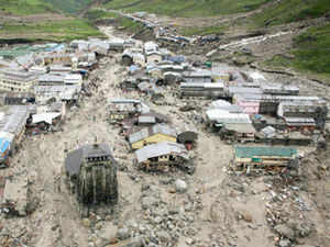 Recent floods in Uttarakhand could impact GVK Group's upcoming 330 MW Srinagar hydel project at Pauri district in the state