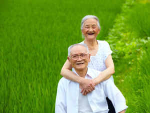 China will face financial pressure in the future to cover its growing population of old people with its social insurance funds, an official said.