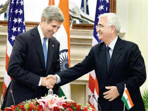 "India and the United States have agreed to set up a new working group on climate change. US Secretary of State John Kerry said at a briefing in New Delhi that the working group would ""intensify efforts to find ways that we can bilaterally join together to address the urgency of climate change""."