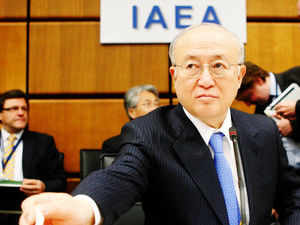 The IAEA chief visited Russia recently to see for himself the preparation for the upcoming high level conference.
