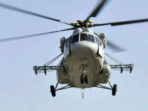 A Pawan Hans pilot engaged in relief and rescue operations in Gauchar said the weather is okay in Uttarkashi with no major hindrance to air rescue operations.