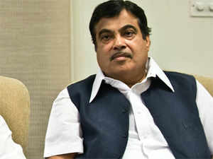 """Referring to the article """"The Face of Buddhist Terror"""" in Time magazine, Gadkari said he """"strongly recommends"""" that the issue is withdrawn forthwith. AFP"""