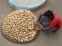 potato futures