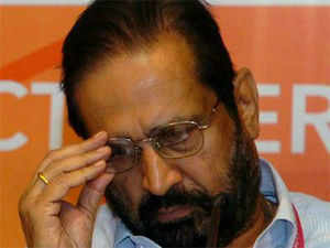 Kalmadi, who is out on bail after spending 10 months in jail, lost 18-20 while seeking re-election to a post he has held for 13 years.