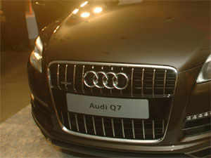 Audi continues its good run in the Indian luxury car space by posting over 21% growth in the first half of 2013 in a highly sluggish market environment.