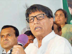 """Ajit Singh today strongly defended the Rs 2,058 crore Jet-Etihad deal, saying those opposing it were """"long on politics and short on facts"""""""