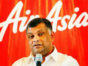 "Excited over ""huge opportunities"" for maintenance, repair and overhaul business in India, AirAsia Chief said he was in talks with Airbus for setting up regional MRO centres in the country."