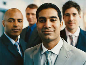 The survey shows that professionals from Mexico are the happiest at work followed by Indians and the relationship between work and leisure gets better if you are running a business.