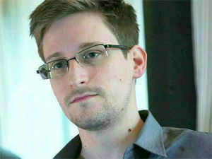 Snowden first flew to Hong Kong and then to Moscow, where he is stranded now as the US has withdrawn his passport in the absence of which he can't travel further.