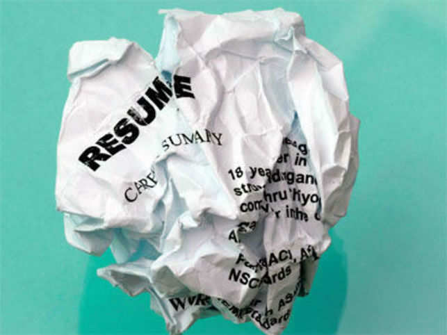 Whacky may not always work like a charm even in an industry that takes pride in its high crazy quotient. Presenting a slew of whacky resumes that didn't convert into offer letters.