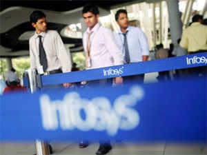 Infosys, which employs 1.57 lakh people, saw attrition of 16.9% for the just-concluded Q1, compared with 16.3% during the previous quarter.