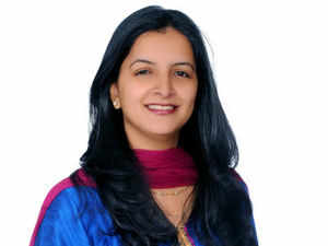 Woman entrepreneur Shalini Ahuja Agarwal talks about her company, Safe Baby, the concept of baby-proofing, work-life balance and her supportive ecosystem.