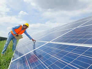 """""""With solar technology companies struggling, investments have been going to downstream companies,"""" Mercom Capital Group CEO Raj Prabhu said."""