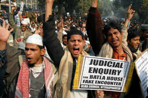Batla house encounter: Accused claims he was not in the flat