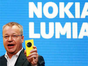 Nokia plans to introduce elements of its most expensive Lumia phones in its lower priced smartphones in the Asha range.
