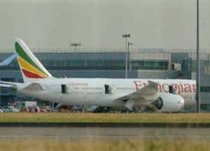 Investigators are still trying to establish the cause of a fire on a parked Boeing 787 Dreamliner, which temporarily shut down both runways at Heathrow airport here yesterday causing air traffic chaos at one of the world's busiest airports.