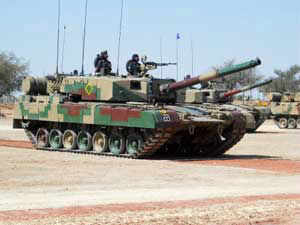 The fully integrated modified version of India's Main Battle Tank (MBT) Arjun Mark II would go for final trials in the first week of August in Rajasthan.