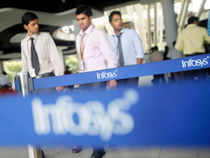 Nomura is of the view that the euphoria around Infosys' Q1 results is unwarranted as growth sustainability and margin risks remain for the company