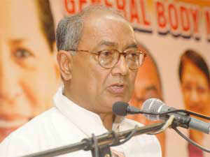 """Congress leader Digvijay Singh today accused Narendra Modi, RSS and BJP of spreading """"blatant lies"""" and painting him as """"anti Hindu""""."""