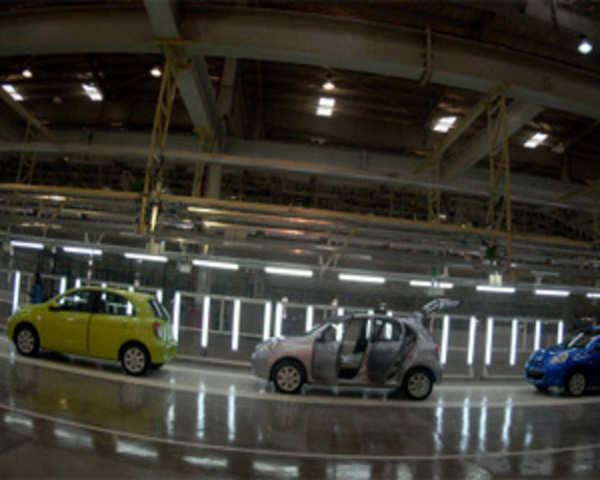 Renault-Nissan bets big on small car for Indian market | The ...