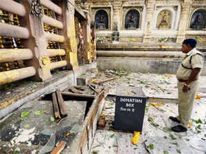 Buddhists celebrating the DhammaChakra Pravattana day condemned the Bodh Gaya blasts saying it should have been condemned more vociferously.