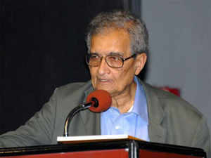 """""""As an Indian citizen I don't want Narendra Modi as my PM... He has not done enough to make minorities feel safe,"""" Amartya Sen said."""