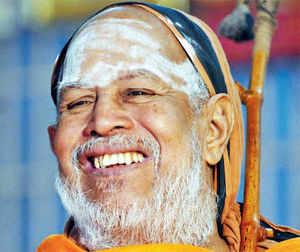 Kanchi Shankaracharya wades into Narendra Modi vs Rahul Gandhi war, backs Gujarat CM