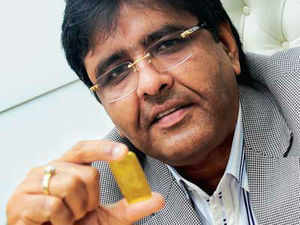 Reclusive bullion king P Kothari lands in the taxman's glare