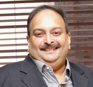 I have not financed any entities to trade in Gitanjali: Mehul Choksi, MD