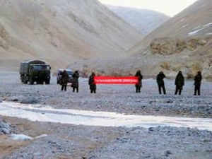 The Chinese military today refuted reports of incursions by its troops into Indian territory, saying the claims do not accord with facts.
