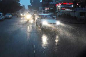 Heavy rains cool down power deficit