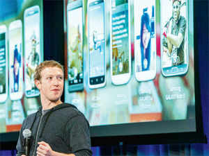 Facebook chief executive officer Mark Zuckerberg's decision last year to bet big on mobile software is paying off.