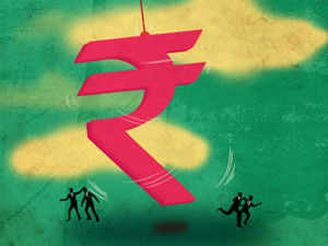 The Reserve Bank of India is trying to prop up a battered rupee by curtailing the funds that banks can lend one another.