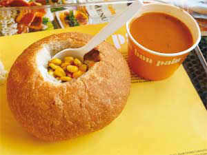 """Get ready to bite into a piping hot """"2G ka samosa"""" or a toasted """"Coalgate sandwich"""" because restaurants in Gujarat may soon serve your favourite dishes with a dash of politics."""