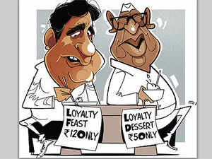 Amid the slugfest over poverty level estimates, Congress on Friday distanced itself from controversial remarks made by party leaders Raj Babbar and Rasheed Masood on meals being available for Rs 12 and Rs 5.