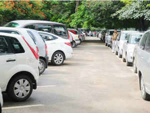 NDMC has decided to defer effecting the hike as no private entity participated in the tender process for operating the parking lots with revised rates.