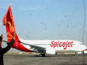 SpiceJet, which launched its international services in October 2010, currently operates across eight overseas airports, besides 47 domestic destinations.