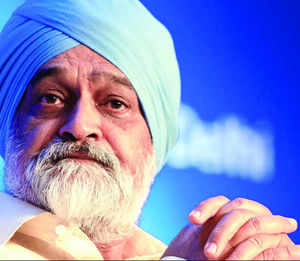 Seeking to distance himself from latest poverty estimates, Plan panel deputy chief Montek Singh Ahluwalia today said they are based on methodology recommended by an expert group and there is a need to improve it.