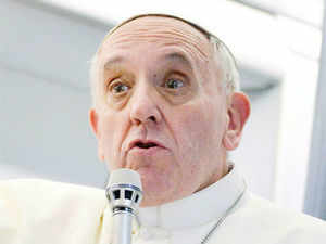 Pope spoke with great candour, for 80 minutes, on issues ranging from homosexuality to the future of women priests.